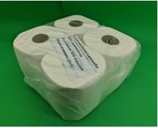 Бумага туалетная  белая (а8*500) Примьер ДЖАМБО (8 пач)