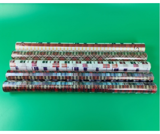 Бумага подарочная БУМ абстракция ассорти 5 (25 шт)