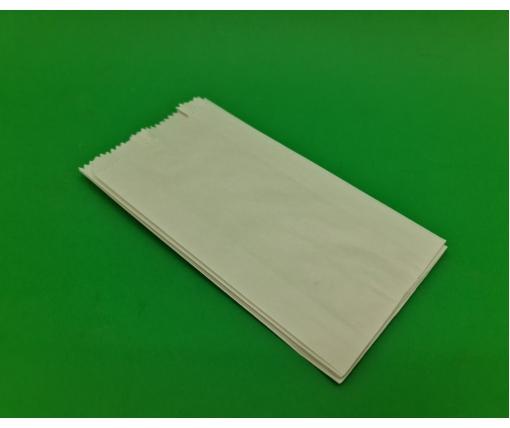 Пакет бумажный 10/4*19 белый  (1000 шт)