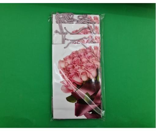Бумажный пакет подарочный Средний 17/26/8 (артSV-170) (12 шт)