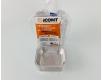 Контейнер из пищевой алюминиевой фольги прямоугольный 240мл R15G 100шт в упаковки (1 пачка)