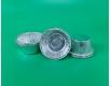 Круглая, пещевая, алюминиевая форма 137мл  С5-01G 100шт (1 пачка)