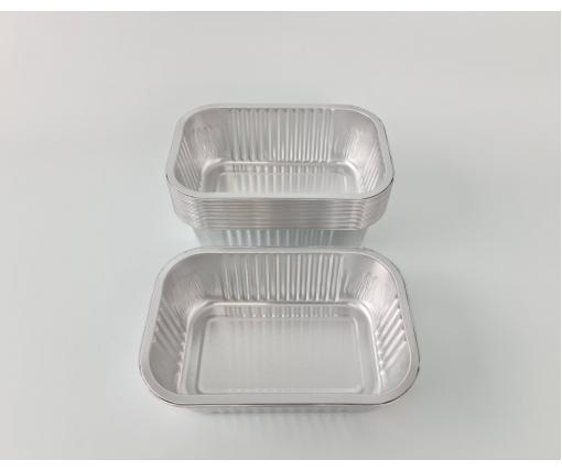 Контейнеры гладкостенные алюминиевые 1560мл 294BP 85шт  (1 пачка)