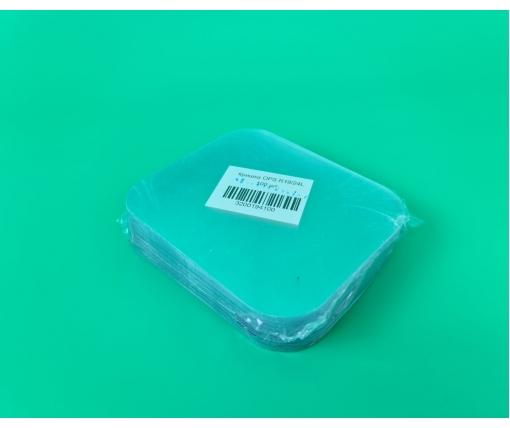 Крышка PET на алюминиевый контейнер R19L 100 штук (1 пачка)