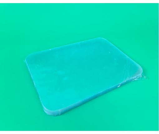 Крышка PET на алюминиевый контейнер SP88L 100 штук (1 пачка)