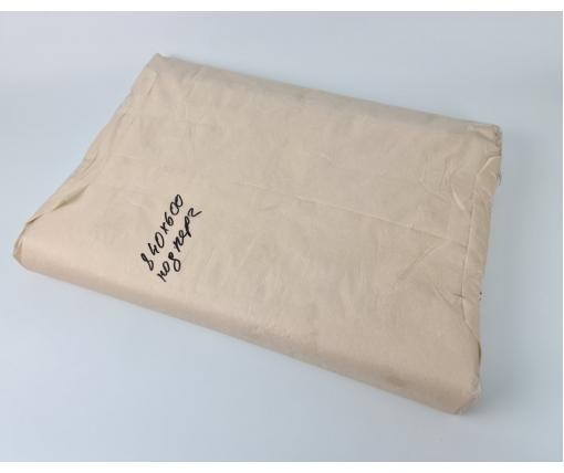 Бумага жиронепроницаемая бежевая840х600 мм  52 г\м2  Сокольское ЦБК 10кг (1 пачка)