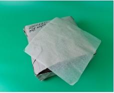 Бумага жиронепроницаемая бежевая280х280 мм  52 г\м2  Сокольское ЦБК   5кг (1 пачка)
