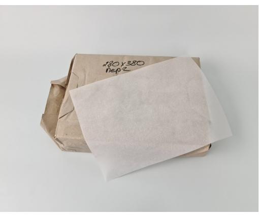 Бумага жиронепроницаемая белая280х380мм 30 г\м2 KH PACK SUPERIOR 5кг (1 пачка)