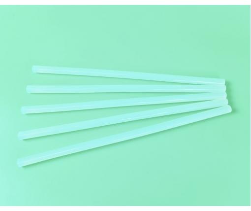 Клей сухой для термопистолета №S-8176 (d=1.1., длина 30см. пакет 1кг - 35шт) (1 шт)