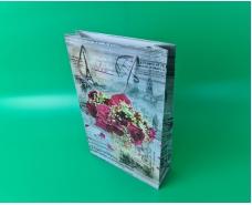 Пакет бумажный Большой вертикальный 25/37/8(артBV-130) (12 шт)
