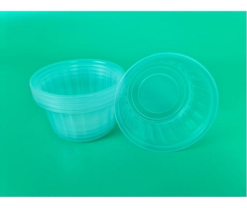 D-115 Одноразовый лоток  пластиковый для супа (350 гр) (1 шт)
