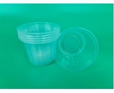D-115 Одноразовый лоток  пластиковый для супа (500 гр) (1 шт)