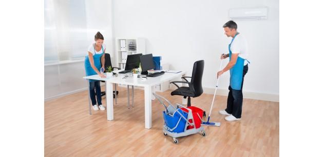 Все для уборки офиса