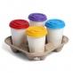 ᐉ Крышки  и бумажные держатели (холдеры) на бумажному стакану